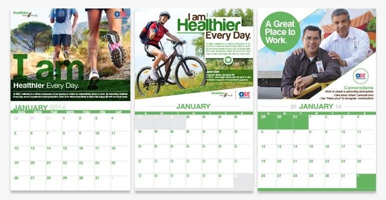 Corporate Calendar Design : Csd bbu corporate calendar