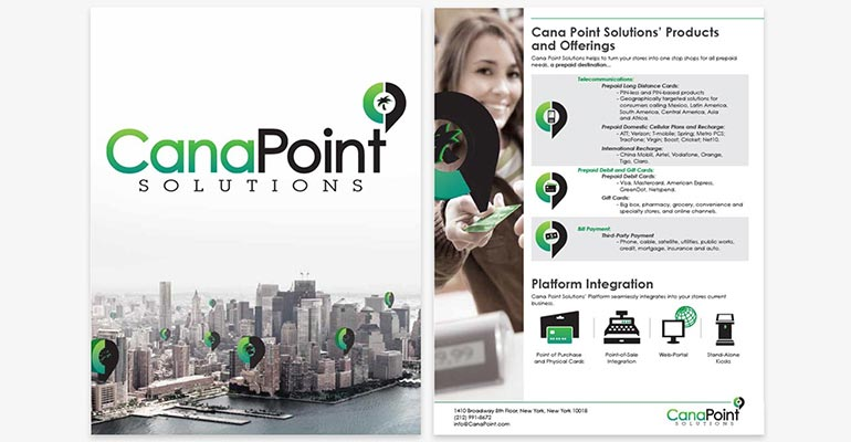 Cana Point Solutions New Business Pitchbook